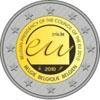 2 Euro Herdenkingsmunten België