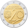 2 Euro Herdenkingsmunten Andorra