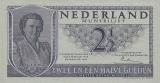 Bankbiljetten 2 1/2 Gulden