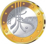 5 Euro Herdenkingsmunten Finland