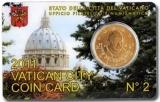 Coincards Vaticaan
