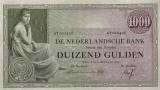 Bankbiljetten 1000 Gulden