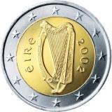Euromunten Ierland