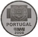1½ Euro Herdenkingsmunten Portugal