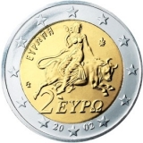 Euromunten Griekenland