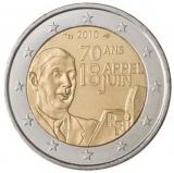 2 Euro Herdenkingsmunten Frankrijk