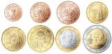 Unc munten Oostenrijk