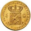 5 Gulden Goud