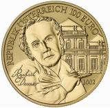 Gouden Euromunten Oostenrijk