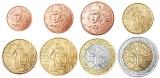 Unc munten Frankrijk