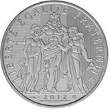 10 Euro Herdenkingsmunten Frankrijk