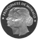 10 Euro Herdenkingsmunten Monaco