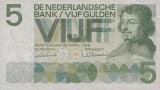 Bankbiljetten 5 Gulden