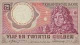 Bankbiljetten 25 Gulden