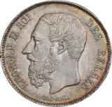 Leopold II 1865-1909.