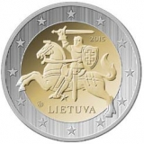 Euromunten Litouwen
