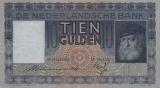 Bankbiljetten 10 Gulden