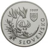 20 Euro Herdenkingsmunten Slowakije