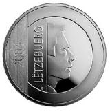 25 Euro Herdenkingsmunten Luxemburg