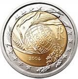 2 Euro Herdenkingsmunten Italië