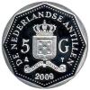 5 Gulden Zilver
