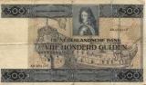 Bankbiljetten 500 Gulden
