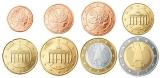 Unc munten Duitsland