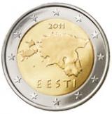 Euromunten Estland
