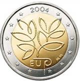 2 Euro Herdenkingsmunten Finland