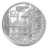 10 Euro Herdenkingsmunten Oostenrijk