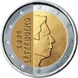 Euromunten Luxemburg