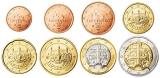 Unc munten Slowakije