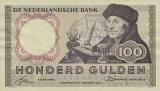 Bankbiljetten 100 Gulden