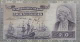 Bankbiljetten 20 Gulden