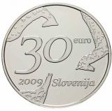 30 Euro Herdenkingsmunten Slovenië
