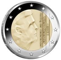 Nederland Coincard 2 euro 2017 Proof