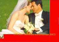 Nederland Huwelijksset 2005
