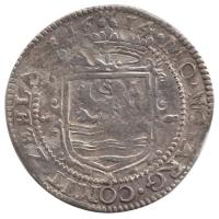 Zeeland Roosschelling 1614