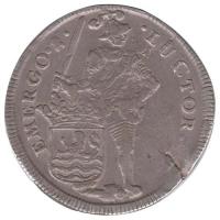 Zeeland Dub. Daalder van 10 Schellingen 1690