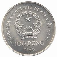 Vietnam 100 Dong 1986