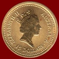 Australië 15 Dollar 1987