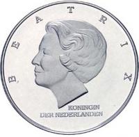 10 Gulden 1997 Fdc