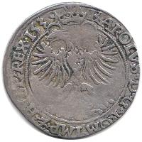 Vlieger van 4 Stuivers 1539