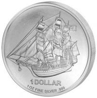 Cook Islands 1 Dollar 2011