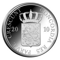 Zilveren Dukaat 2010 I