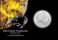 Nieuw Zeeland Kiwi 2012 Bu.