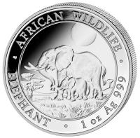 Somalië 100 Shillings 2011