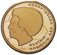 5 Gulden 2000 EK Proof kl. mmt.