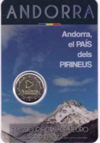 Andorra 2 euro 2017 I
