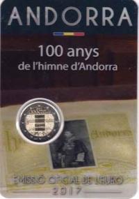 Andorra 2 euro 2017 II